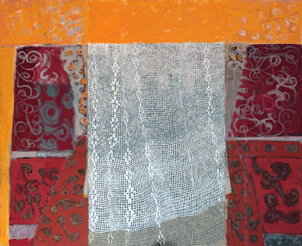Dvelksmas 2012, drobė, aliejus, 90x110
